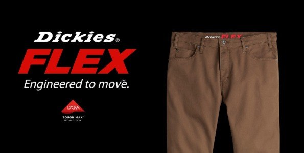 Dickies FLEX Tough Max Duck Carpenter Pants