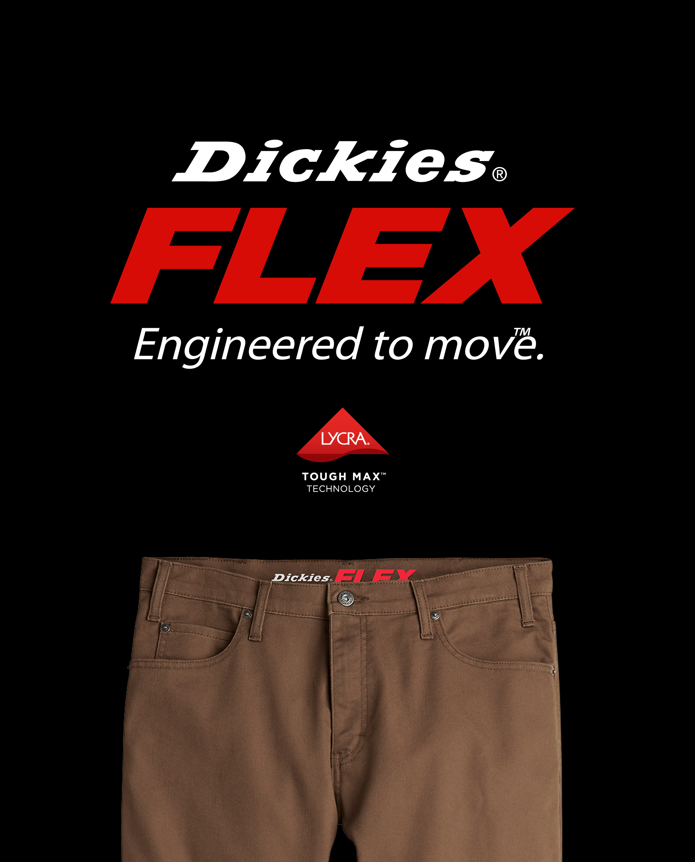 5f22262f Dickies Tough Max Regular Fit Duck Carpenter Pant DP802