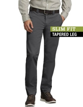 Dickies Slim Fit Tapered Leg Work Pant - WP830